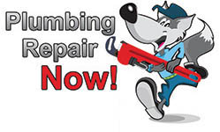 plumbing repair now las vegas - plumber logo